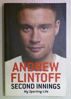 Andrew Flintoff. Second Innings