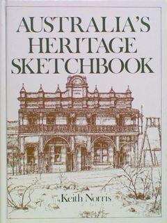 Australia's Heritage Sketchbook