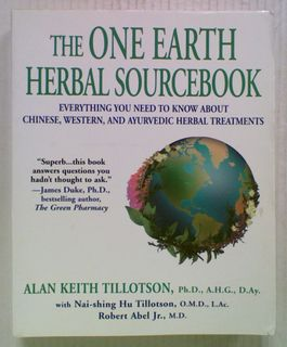 The One Earth Herbal Sourcebook