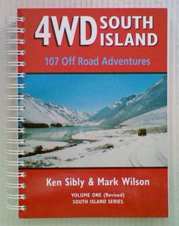 4WD South Island. 107 Off Road Adventures