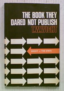 The Book They Dared Not Publish