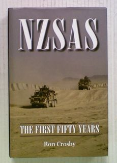 NZSAS: The First Fifty Years