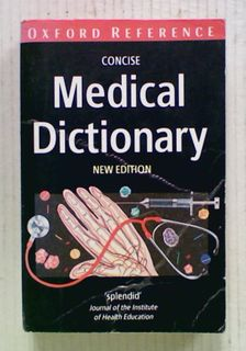 Concise Medical Dictionary Fourth Edition