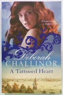 A Tattooed Heart:  (The Convict Girls Bk4)