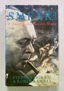 Smear! : Wilson and the Secret State