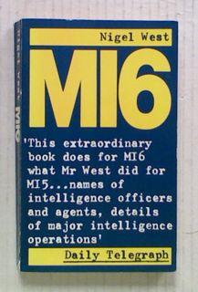 MI6 British Secret Intelligence Service Operations 1909-45