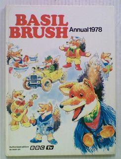Basil Brush Annual 1978