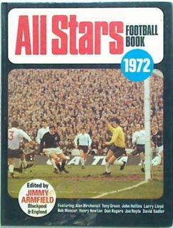 All Stars Football Book 1972