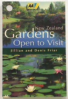 New Zealand Gardens Open to Visit