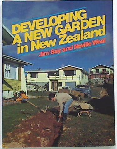 Developing a new Garden in New Zealand