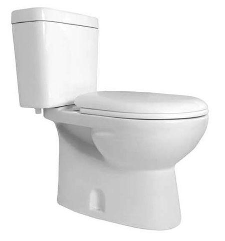 Helena Close Coupled Toilet Suite P-Trap