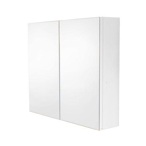 Mirror Cabinet 600x150x720 White