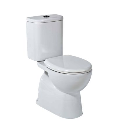 Select Rimless Toilet Suite BOTTOM ENTRY
