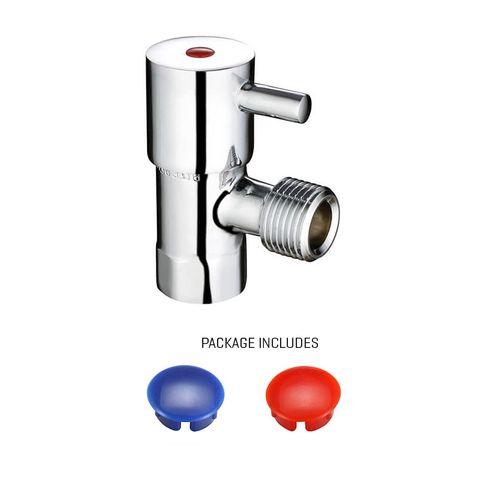 Pintail 1/4 Turn Cistern Stop Ceramic/D