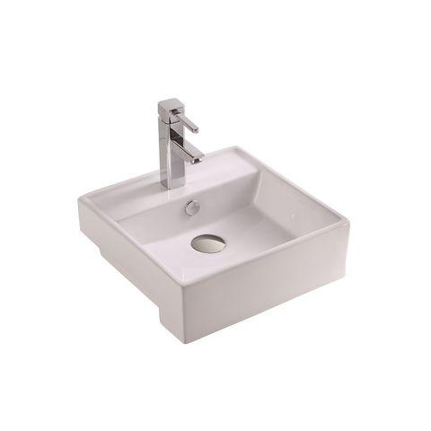 Sieni Semi Recessed Basin 410x410mm