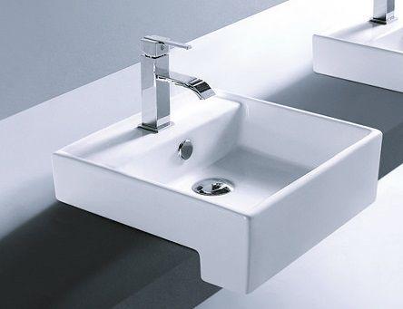 Sieni Semi Recessed Basin II 380x380mm