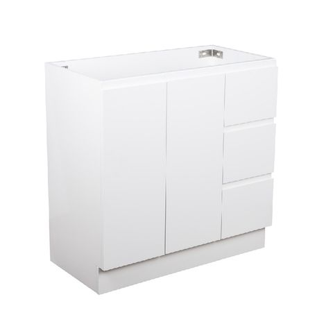 750 F/Pull CABINET ONLY w/Kick LH Drawer
