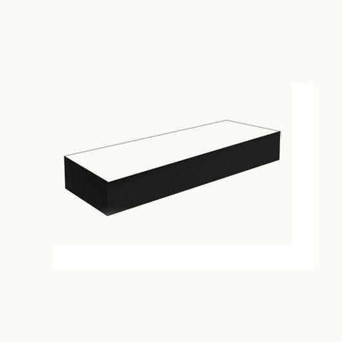 Amato 1200 Matte Black Kickboard