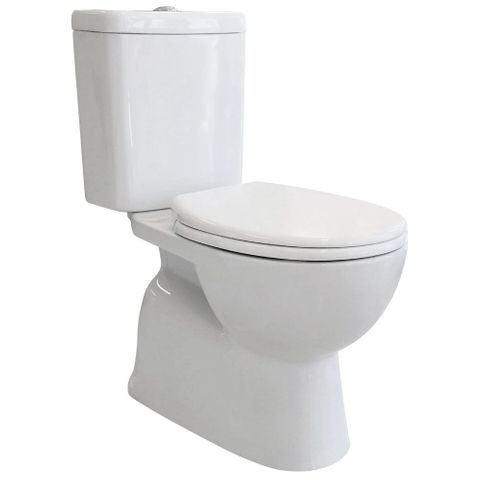Stella Toilet Suite Extra High Seat