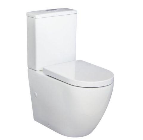 Alix Extra Ht BTW Toilet S Trap 90-160