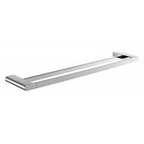 ECCO New 800 mm Double Towel Rail