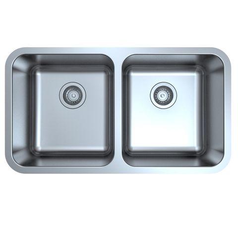 Otus Double Undermount Sink
