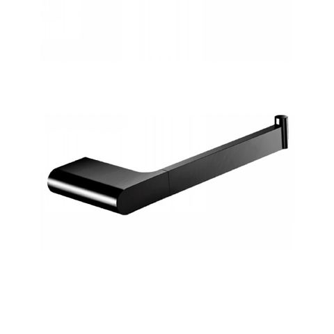 ECCO New Toilet Roll Holder Matte Black