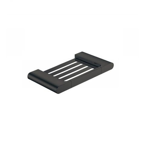 ECCO New Soap Holder Matte Black