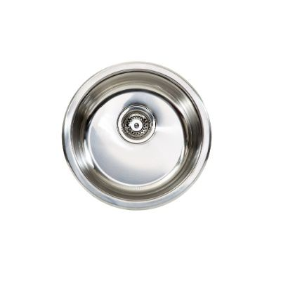 Cooma Round Stainless Steel Sink