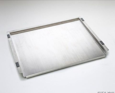 Oliveri Stainless Benchtop Drainer Tray