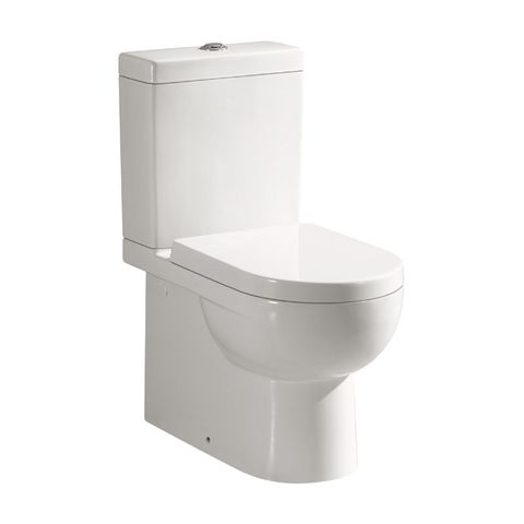 Hatley Wall Faced Toilet Suite