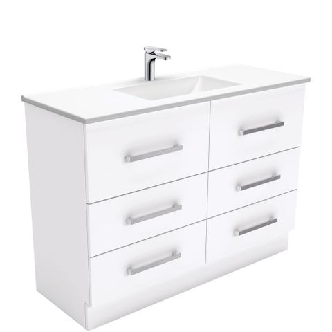 Vanessa 1200 Peta 3 Drawer Cabinet
