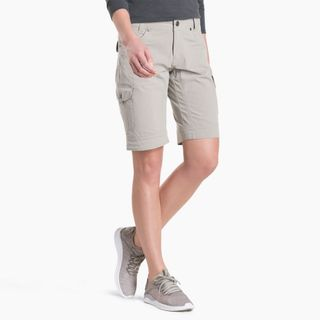 "Kuhl Womens Splash Short 11"" Light Khaki"