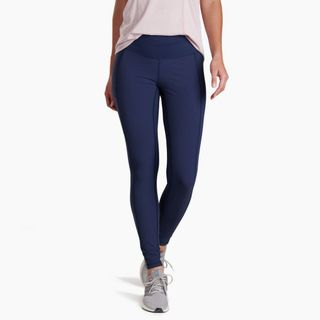 Kuhl Womens Travrse Legging Indigo
