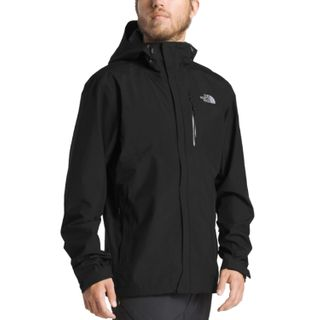 The North Face Mens Dryzzle Jacket Black