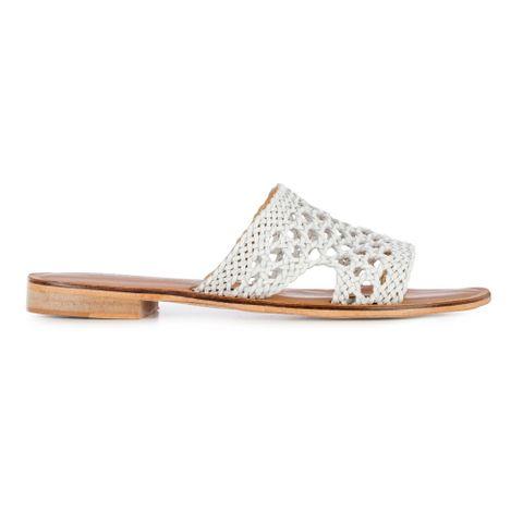 Emu Kadina Leather Slide White