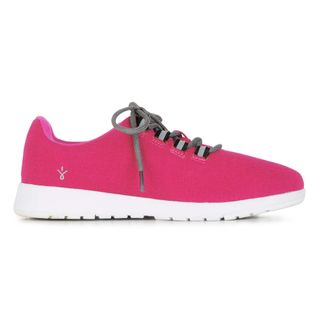 Emu Barkly Wool Sneaker Fuschia