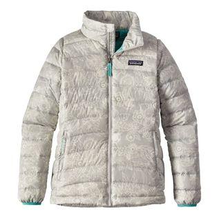 Patagonia Girls Down Sweater Grey