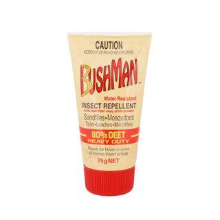 Bushman Insect Repellent 80% Deet Dry Gel Water Resistant