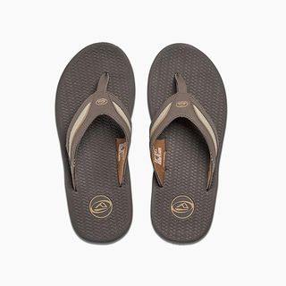 Reef Flex Dark Brown / Tan