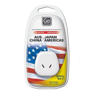 Go Travel Adaptor Aus / China - Japan / Usa Unearthed
