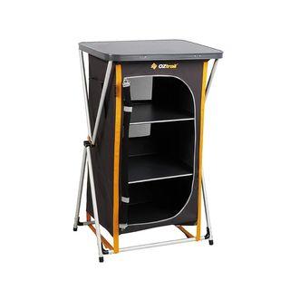 Oztrail 3 Shelf Deluxe Cupboard