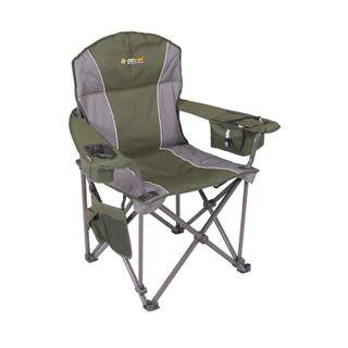 Oztrail Titan Arm Chair Green