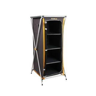 Oztrail 4 Shelf Deluxe Cupboard