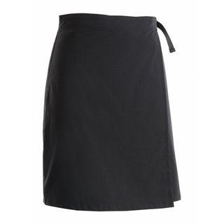 Earth Sea Sky Womens Prolite Wrap Skirt Charcoal