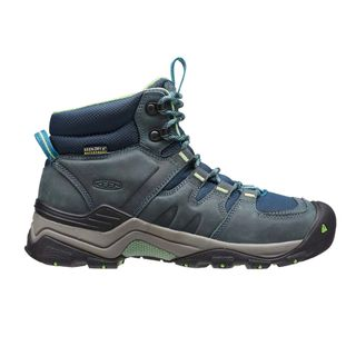 Keen Gypsum Ii Mid Waterproof Midnight Navy Opaline