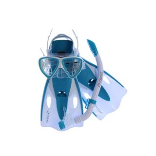 Oztrail Youth Snorkelling Combo Lg/xl