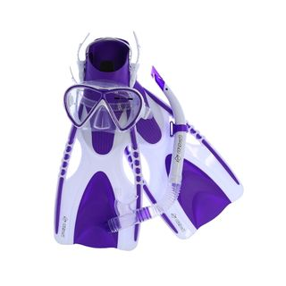 Oztrail Adult Snorkelling Combo Sml/med