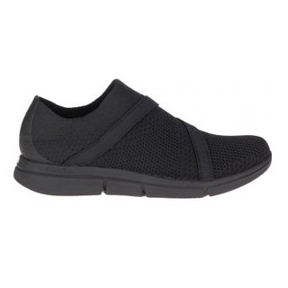 Merrell Zoe Sojourn Lace Knit Black 11