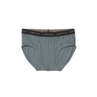 Exofficio Flyless Brief Travel Underwear Black
